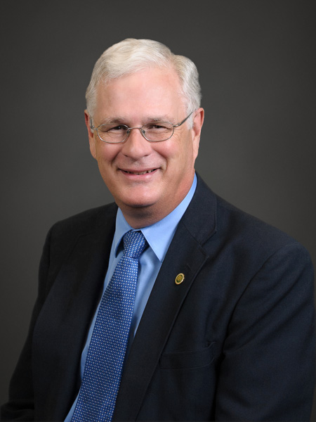 William P. Yenne, City Manager